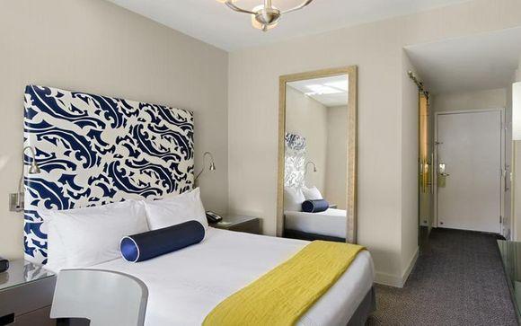 Miami - Hotel Breakwater South Beach 4*