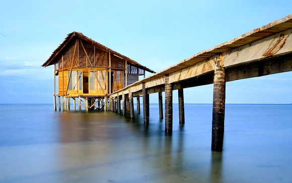 Estensione sull'isola dell'Amore - Pulo Cinta Eco Resort