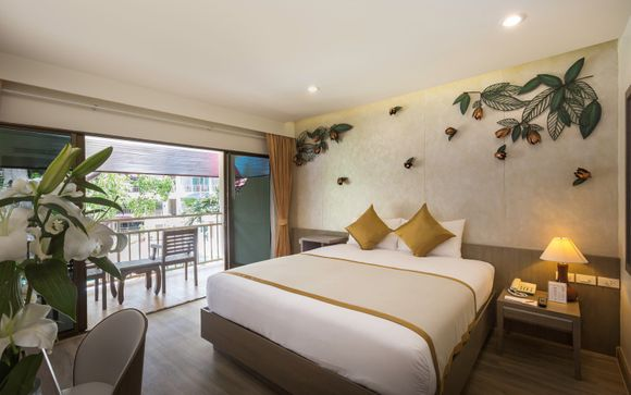Estensione mare a Phuket - Chanalai Flora Resort 4*