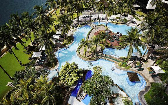 Manila - Sofitel Philippine Plaza Hotel 5*