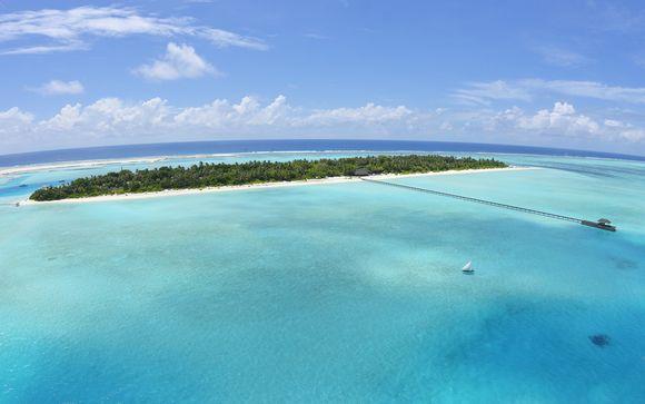 Destinazione da sogno tra mare cristallino e spiagge bianche