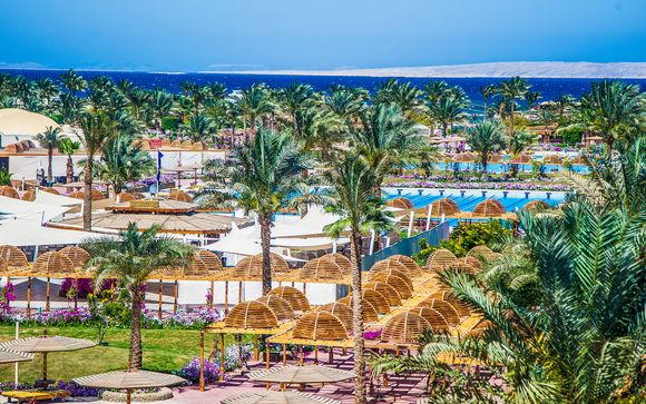 Hurghada - Desert Rose Resort Hurghada 5*