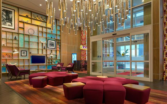 Recensioni Hampton Inn Manhattan Times Square Central Aria Resort Casino 5 Las Vegas Las Vegas Voyage Prive