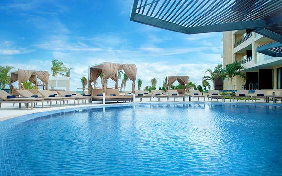 Rivera Maya - Hideaway at Royalton Riviera Cancun 5*