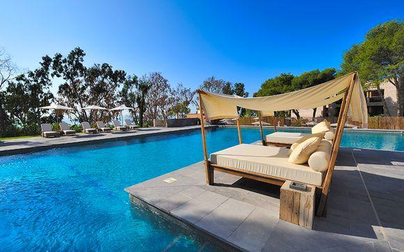 Eleganza e lusso 5* spa con vista sulle rive della Costa del Sol