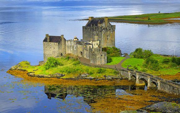 Castelli, fantasmi e natura in Scozia e nelle Orcadi