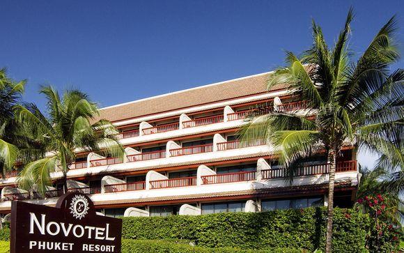 Phuket - Novotel Phuket Kamala Beach Hotel 4 * (o similare)