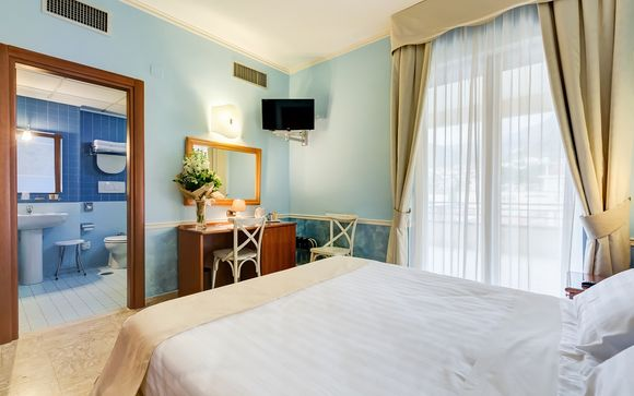 Il Sure Hotel Collection Europa Stabia 4*