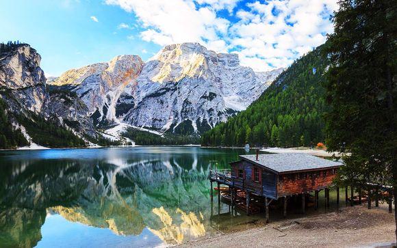 Mezza pensione e spa nel cuore della suggestiva Val Pusteria