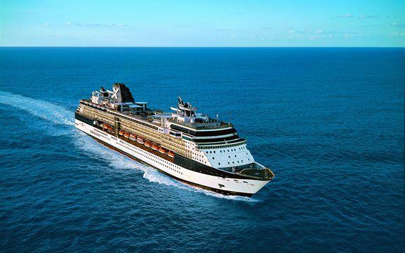 Italia, Grecia e Adriatico a bordo di Celebrity Infinity