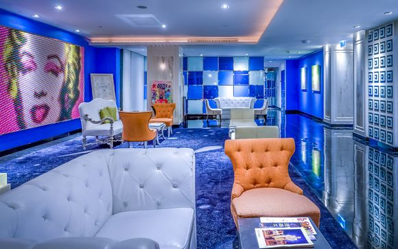 Bangkok - Dream Hotel Bangkok 5*