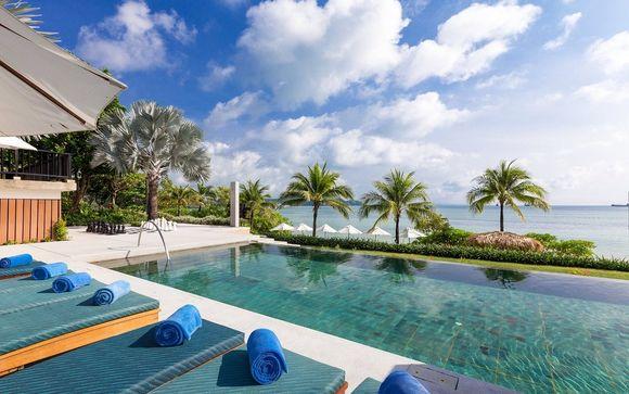 Phuket - Pullman Phuket Panwa Beach Resort 5*