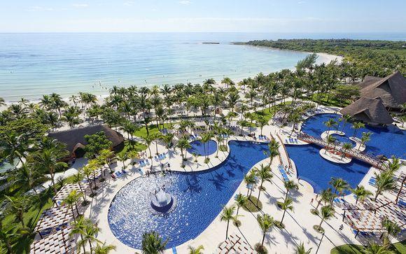 Cancun - Barcelo Maya Beach 5*