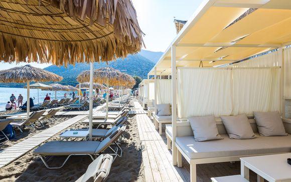 Nostos Beach Boutique Hotel 4*