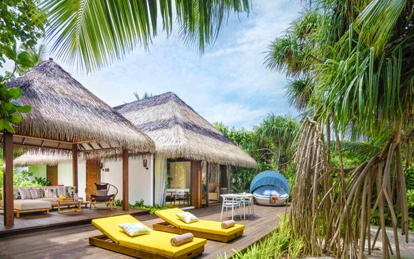 Il Pullman Maldives Maamutaa 5*
