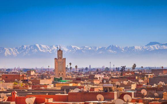 Alla scoperta del Marocco