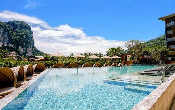 Centra by Centara Phu Pano Resort Krabi 4*con possibile soggiorno al Mandarin Hotel Bangkok 4