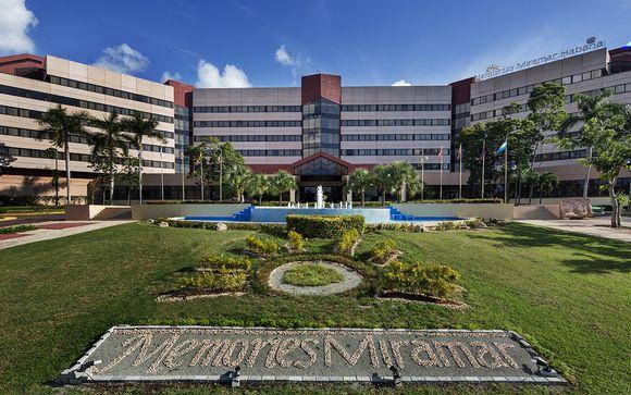 L'Avana - 3 notti all'Hotel Memories Miramar Habana 4*