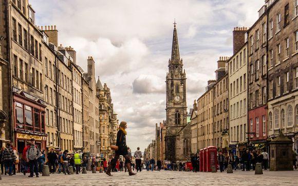 Tour di Edimburgo in 4 giorni