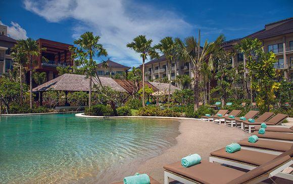 Jimbaran - Mövenpick Resort & Spa Jimbaran 5*
