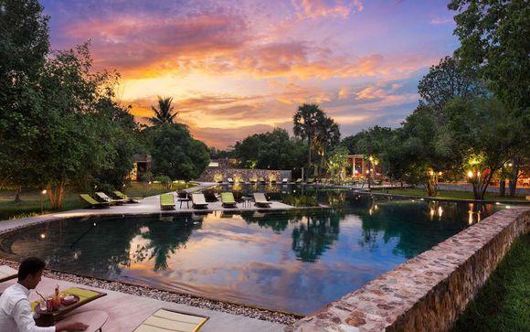 Siem Reap - Templation Angkor 5*