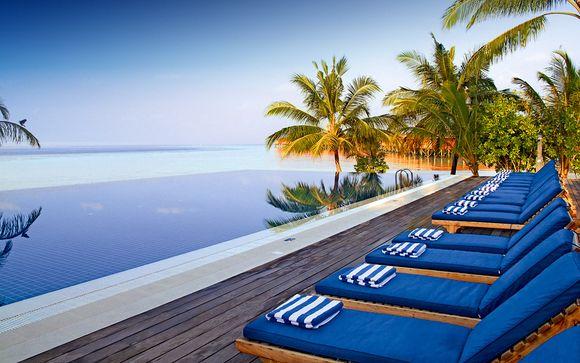 Vilamendhoo Island Resort & spa 4*