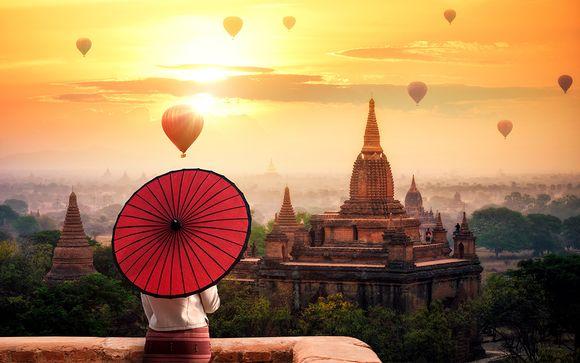 Birmania Classica + Speciale Capodanno