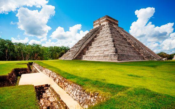 Aggiungi un'opzione al tuo viaggio in Messico