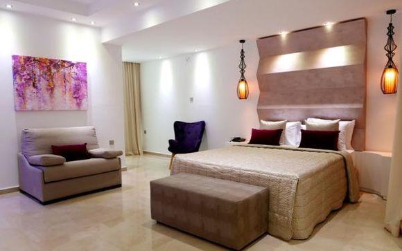 Amethyst Napa Hotel & Spa 4*