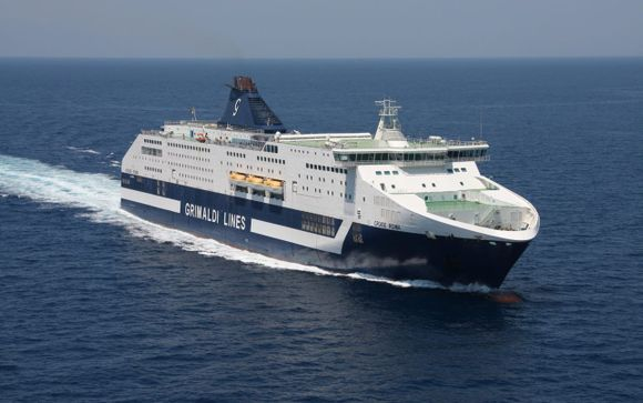 Traghetto Grimaldi Lines