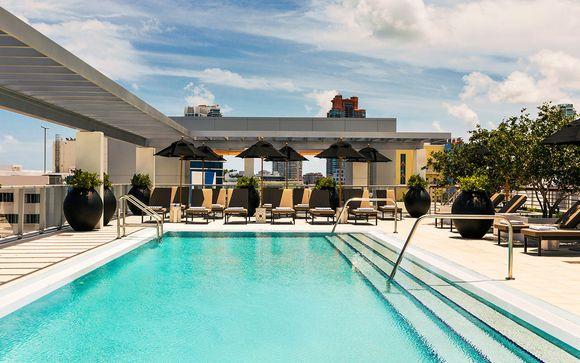 Miami - Kimpton Hotel Palomar South Beach 4*
