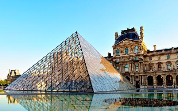 Soggiorno a Parigi con ingresso al Museo del Louvre