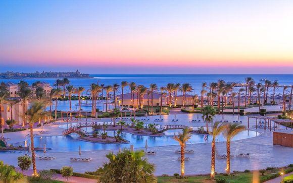 Luxury Resort 5* sul Mar Rosso con spiaggia privata