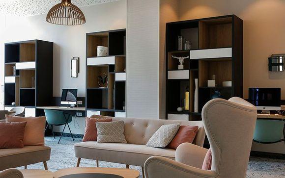 Hôtel Hilton Garden Inn Bordeaux Centre 4*