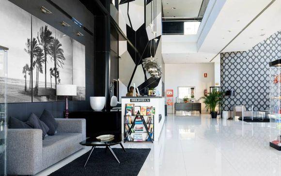 Hotel Vincci Malaga 4*