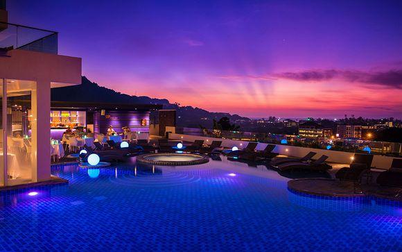 Possibile estensione mare a Phuket - The Yama Hotel 4*