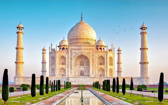 Le meraviglie d'India e del Nepal in tour