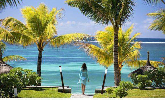 Boutique resort 5*L sulla spiaggia candida di Mauritius