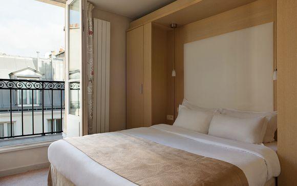 L'Hotel Le Petit Belloy