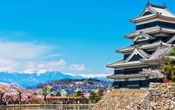 Tour le meraviglie del Giappone