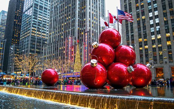 I mercatini di Natale a New York
