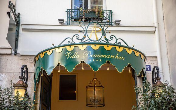 Villa Beaumarchais 4* Parigi Fino a 70%   Voyage Privé