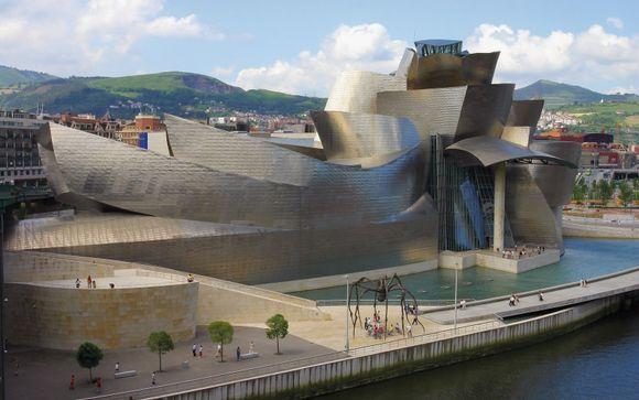 Itinerario per le partenze del 28 dicembre - Madrid e il nord della Spagna