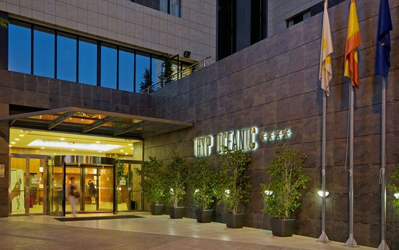 Hotel Tryp Valencia Oceanic 4*