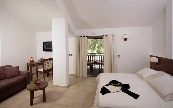 Ayii Anargyri Natural Healing Spa Resort 4* - Adults Only