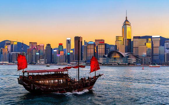 Itinerario con soggiorno a Singapore