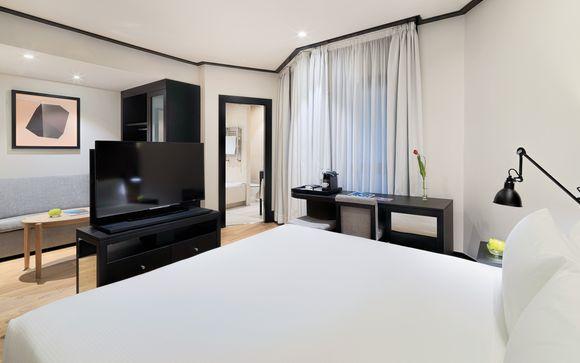 L'Hotel H10 Puerta de Alcala 4*