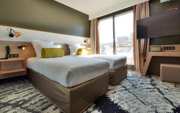 Hotel B55 Wine & Spa 4*