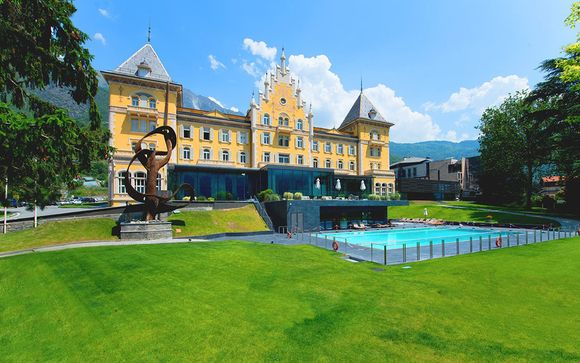 Grand Hotel Billia 5* - Saint Vincent Resort & Casinò