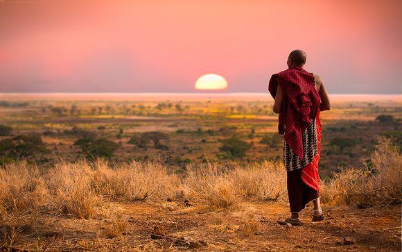 Safari in Tanzania di 4 notti